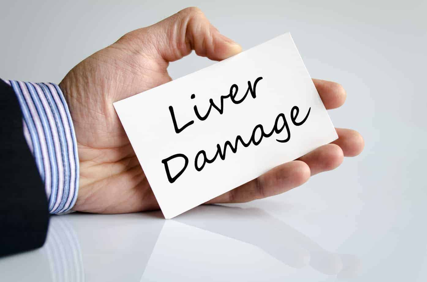 Photo of The Top Signs of Liver Damage You Can't Ignore