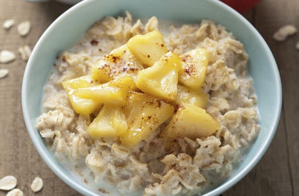 Apple & Cinnamon Porridge