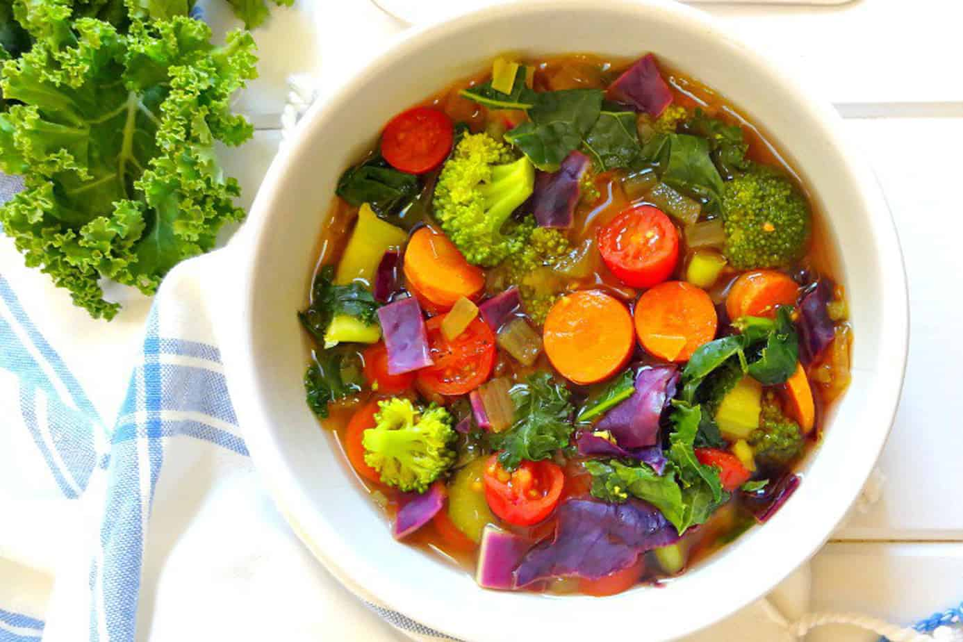 Photo of Cleansing Detox Soup