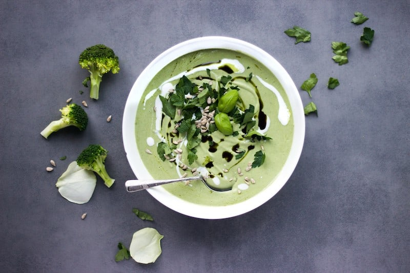 Broccoli Detox Soup