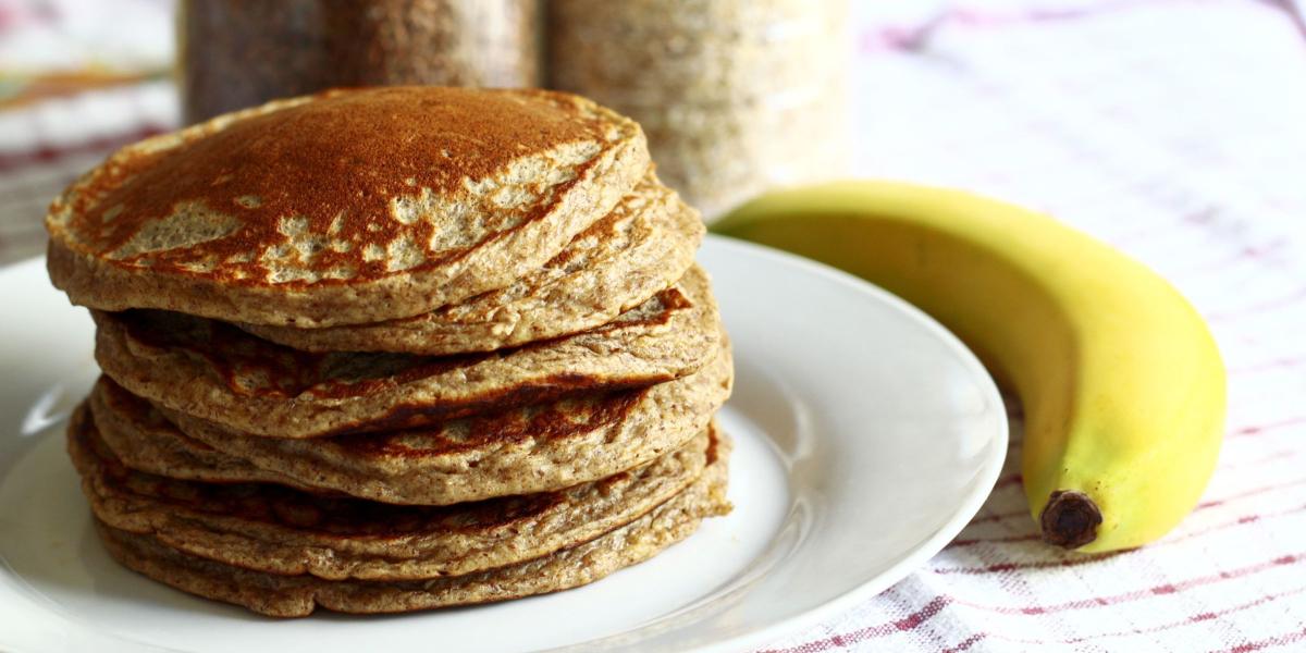 Superfood Detox Pancakes