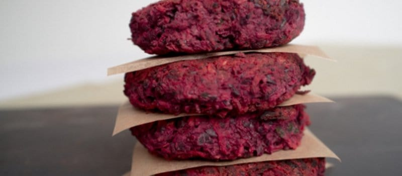 Photo of Beetroot and Carrot Burgers
