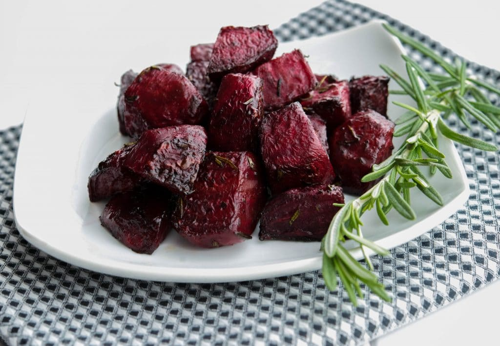 Photo of Roasted Balsamic Beets
