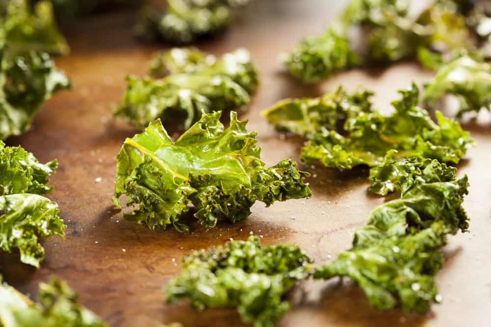 Photo of Kale Chips: Kale is good