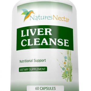 Liver Cleanse & Liver Detox Support Supplement