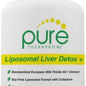 Liposomal Liver Detox+